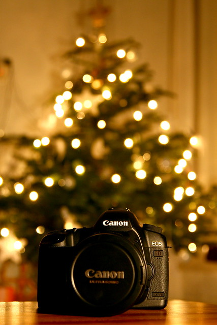My new toy: The Canon EOS 5D Mark II