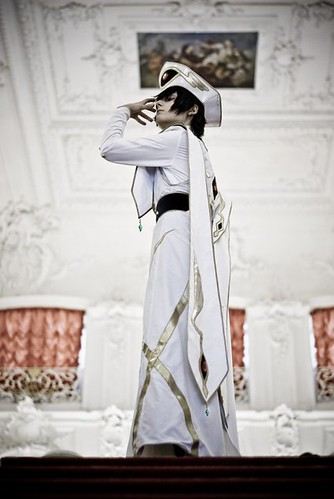 Code Geass Cosplay : Cold Nobility