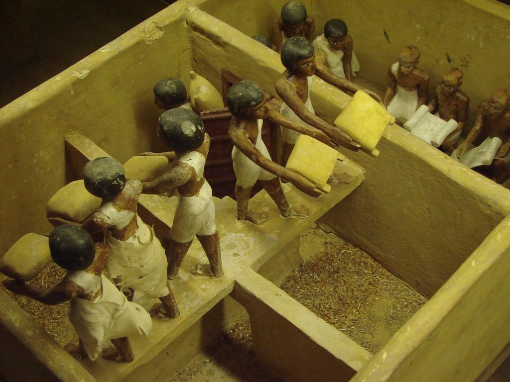 Metropolitan Museum of Art, New York, Egyptian collection