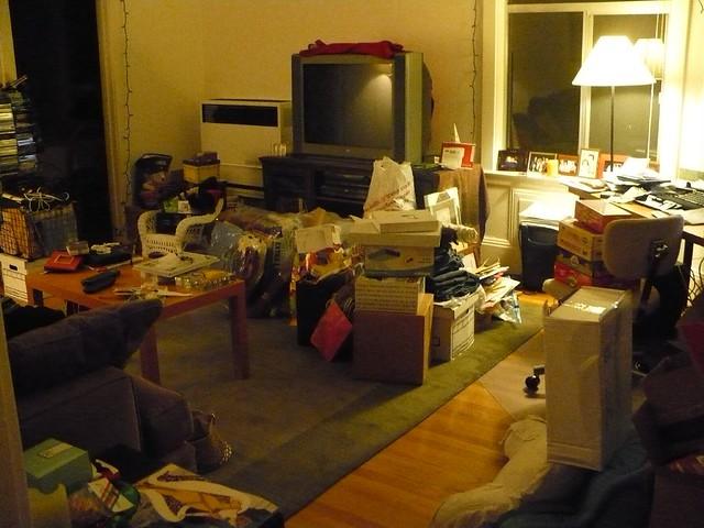 My Messy Living Room Flickr Photo Sharing