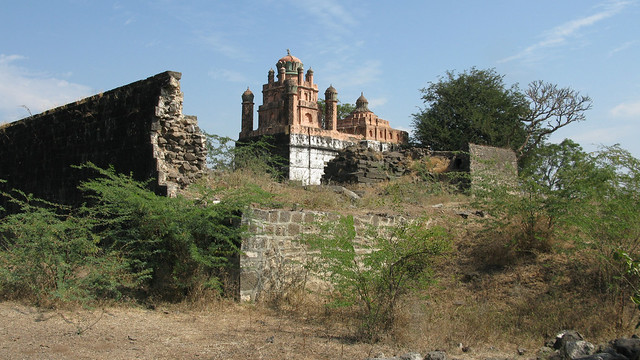 Temple Ruins, Nandur Madhyameshwar