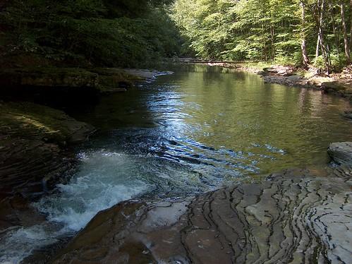 camping lake nature pa waterfalls leroy canton ralston sunfishpond rockrun
