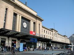 Gare de Genève-Cornavin