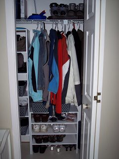 Coat Closet Organizer Flickr Photo Sharing