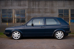 automobile, automotive exterior, wheel, vehicle, volkswagen golf mk1, volkswagen golf mk2, compact car, bumper, land vehicle, hatchback,