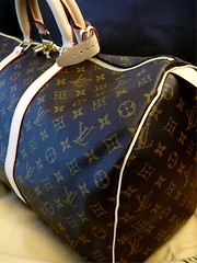 LV Keepall 50 profile