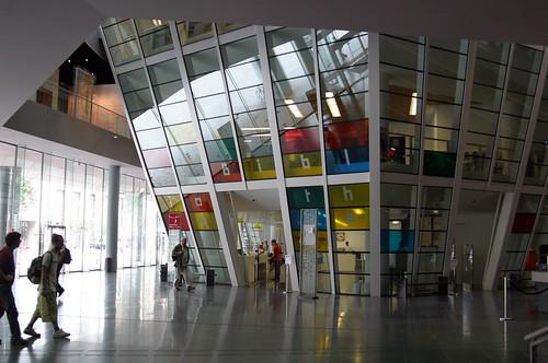 bibliotheque municipale, Rennes