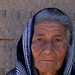 Portrait of elderly woman. Mexico