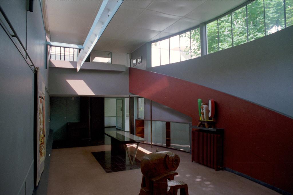 Villa la roche jeanneret 6 gallery a photo on flickriver - Villa la roche corbusier ...