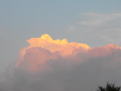 sunset sky cloud finepix fujifilm s1000fd