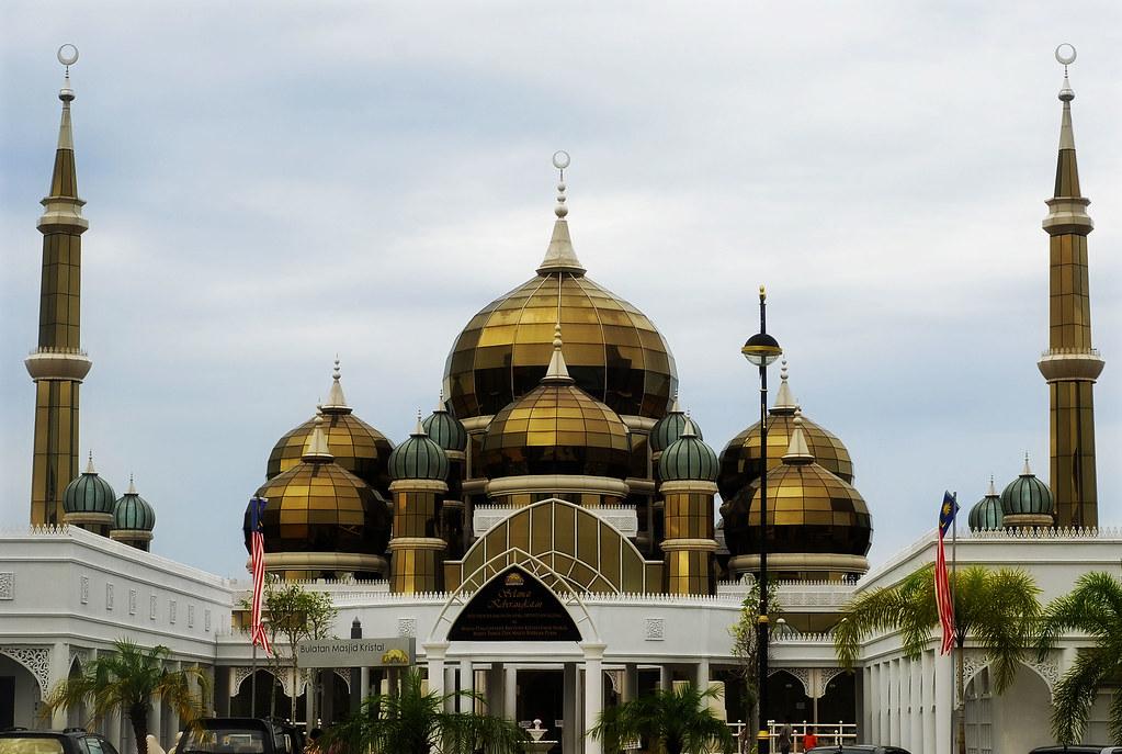 Raya 08 - Masjid Kristal
