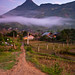 """Sunrise over Ban Ho Village"" Sapa 2008 by ChKESE"