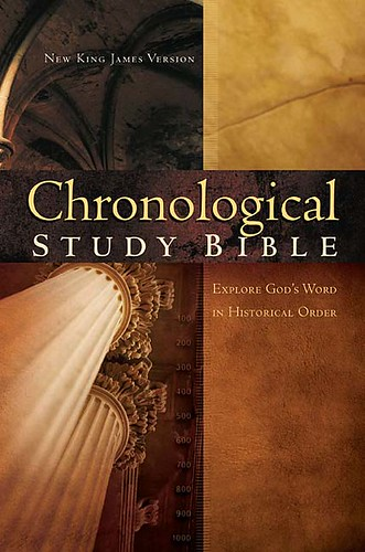 Chronological Study Bible NKJV 2008