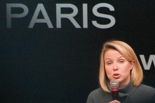 PDG de Yahoo: Marissa Mayer