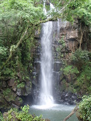 waterfall argentina