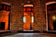 Brick doorways