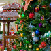 Walt Disney World's BoardWalk Resort at Christmas