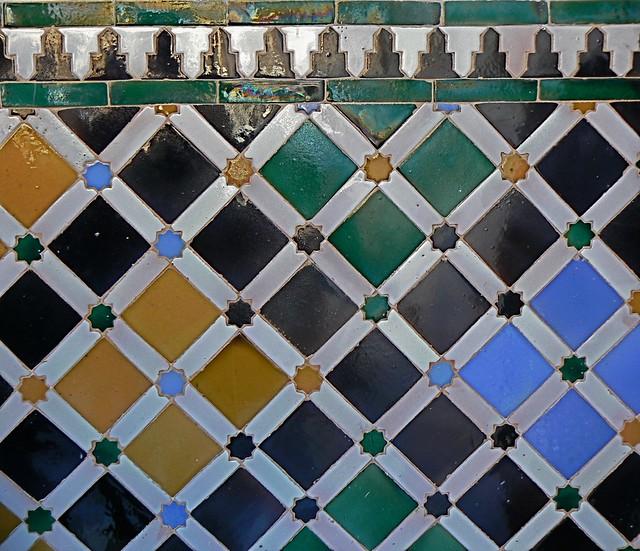 Alhambra Tiles 14