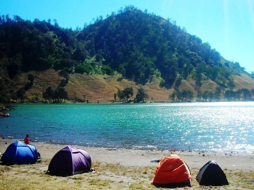 Ranu Kumbolo Camping Site