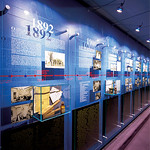 History Wall-Cheshire Medical Center by Phil Manker