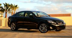 automobile(1.0), automotive exterior(1.0), executive car(1.0), wheel(1.0), vehicle(1.0), automotive design(1.0), sports sedan(1.0), lexus(1.0), rim(1.0), mid-size car(1.0), second generation lexus is(1.0), lexus is(1.0), sedan(1.0), land vehicle(1.0), luxury vehicle(1.0),