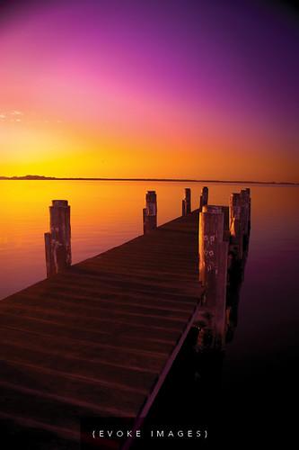 sky lake water sunrise geotagged berkeley jetty australia images newsouthwales southcoast evoke illawarra vosplusbellesphotos mathewsacco geo:lat=34485441 geo:lon=15084619