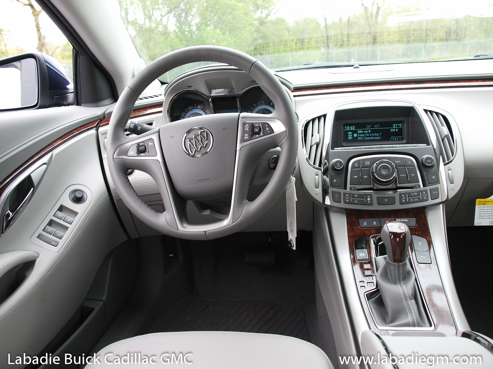 Front Interior 2011 Buick Lacrosse Labadie Buick Bay City Michigan Area Flickr Photo Sharing