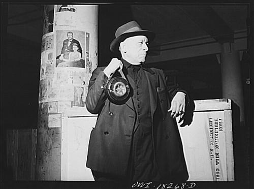 New York. Associated  Night watchman