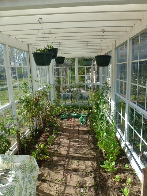 gary scott greenhouse