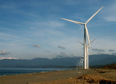 9 Windmills to the East
