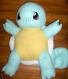 Squirtle Pillow 105