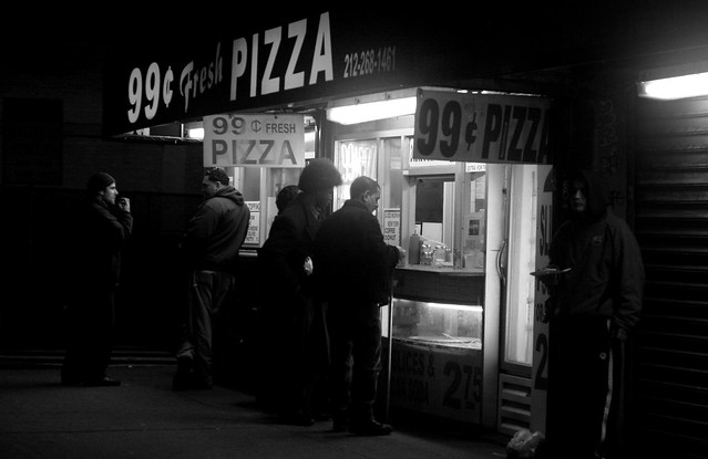 Late Night Pizza Delivery Nyc Delivery Service