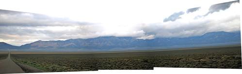 panorama nevada scenic