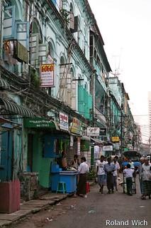 Yangon - 32nd Street