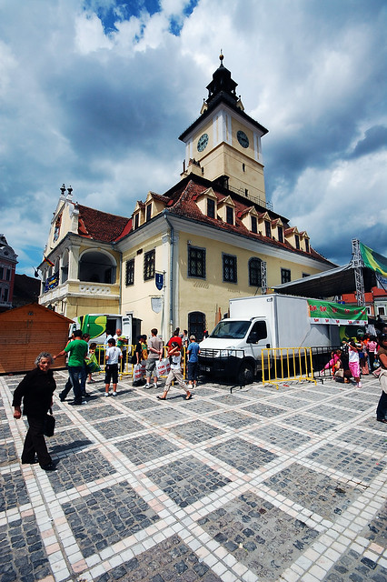 Brasov Square