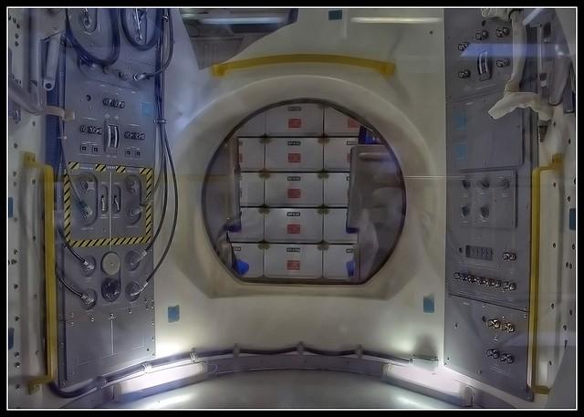 Space shuttle hatch | Flickr - Photo Sharing!