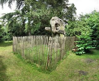 Eléphant - Pagode du bois de Vincennes - 14-06-2008 - 14h20