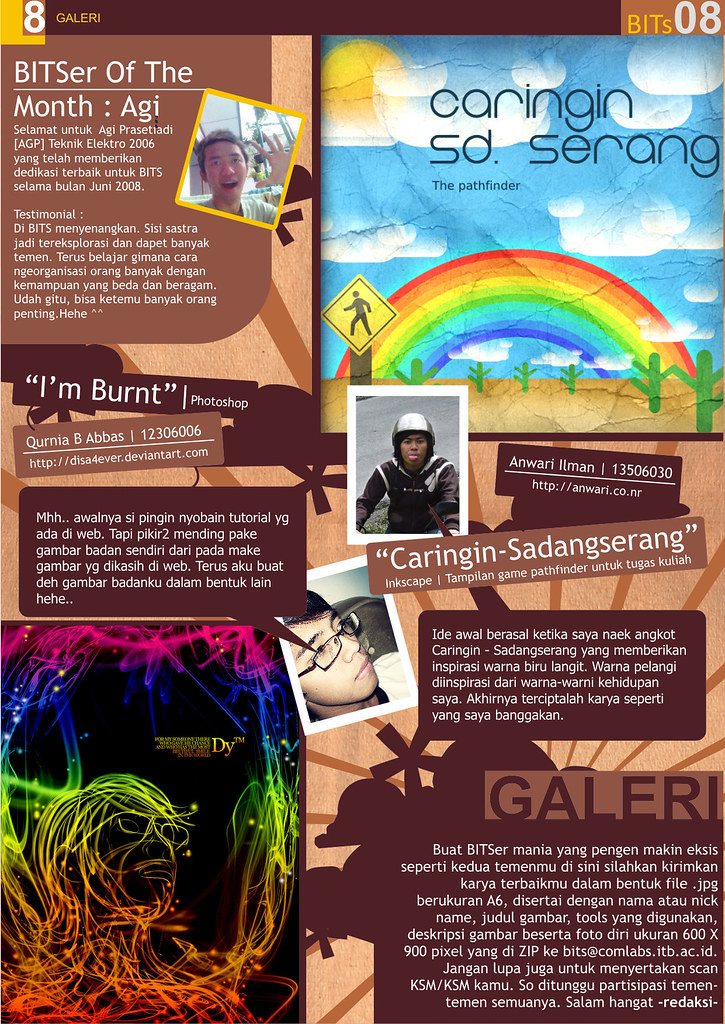 Gallery BITS edisi 8