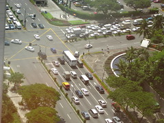 metropolitan area, highway, traffic, junction, bird's-eye view, transport, road, public transport, lane, controlled-access highway, aerial photography, traffic congestion, infrastructure, intersection,