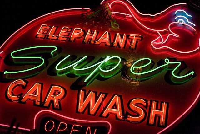 C  Super Car Wash