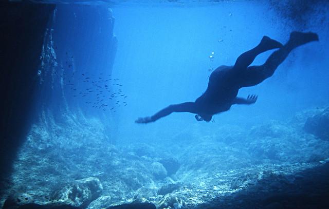 Esplorazione subaquea