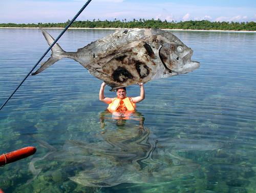 Pinoy espesyal philippines got fish big fish for Big fish in the ocean