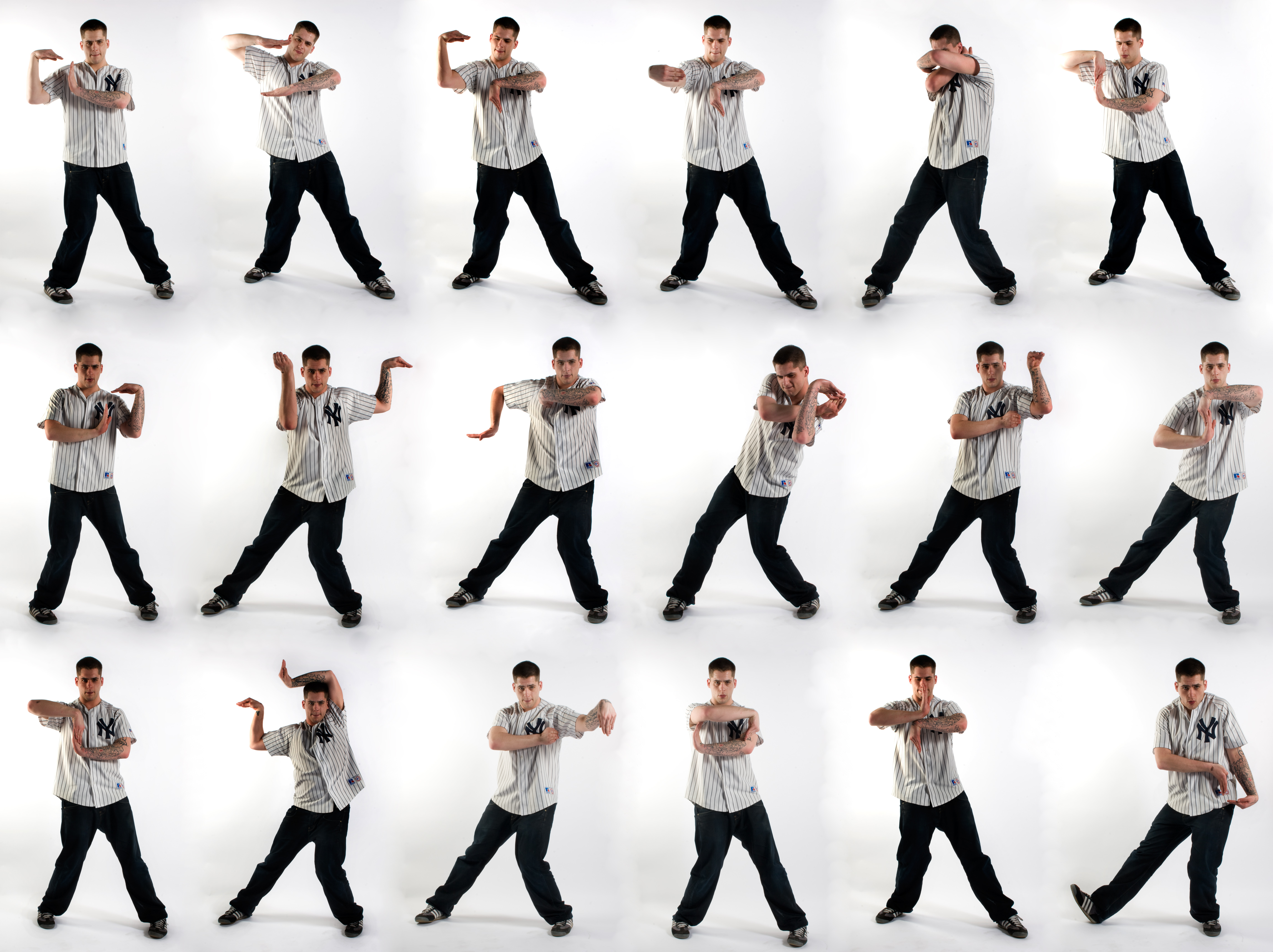 Движения для танца хип-хоп картинки