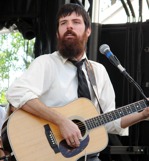 Photo:Avett Brothers, Seth Avett By Scott & Justine fromWyo