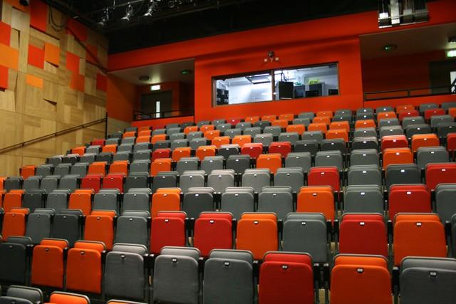 Auditorium Flickr Photo Sharing