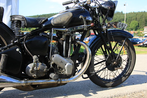 Ariel classic vintage motorcycle :: eu-moto 6226