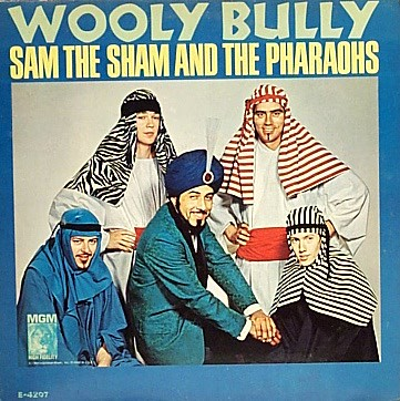 Sam The Sham And The Pharaohs Ring Dang Doo Dont Try It