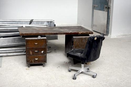 Post recession CEO desk