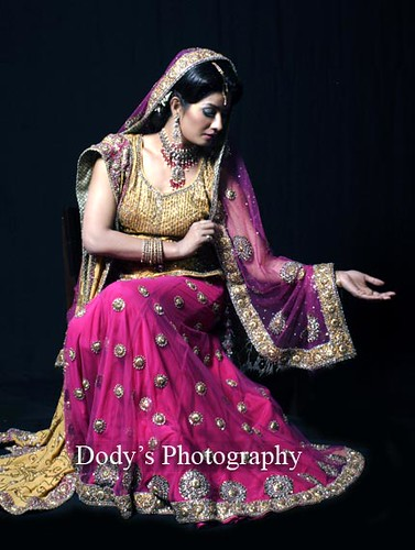 Fashion Ka Ghar 6 Model Gia Ali Makeup Hair Rizw