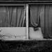Small photo of Een raam.